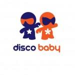disco baby logo