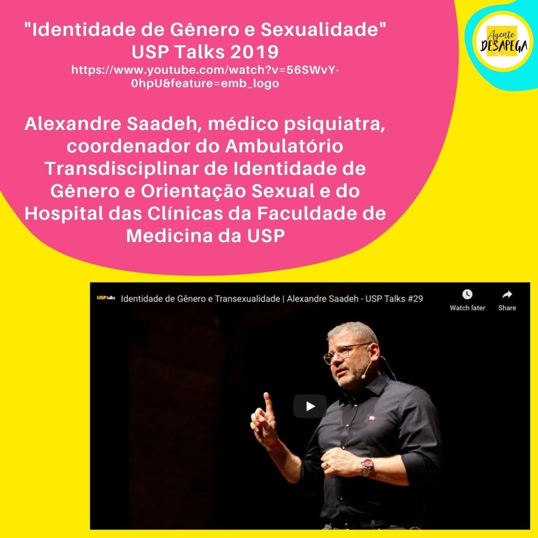 O Enigma da Sexualidade, e a letra T de LGBTQI+ (2)